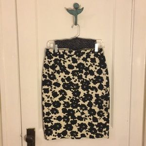 Beautiful Ann Taylor Loft skirt!